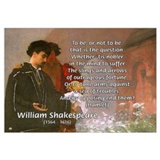 Hamlet Famous Soliloquy