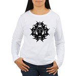 Gasmask Women's Long Sleeve T-Shirt
