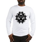 Gasmask Long Sleeve T-Shirt
