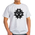Gasmask Light T-Shirt