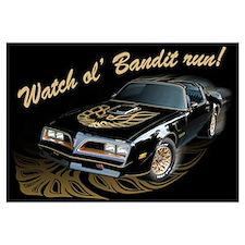 Watch ol' Bandit Run