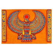 Unique Egyptian Wall Art