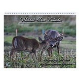 Whitetail Deer 2 Wall Calendar