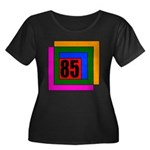 M1A2 Abrams Women's Plus Size V-Neck T-Shirt