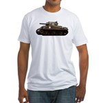 M4 Sherman Fitted T-Shirt