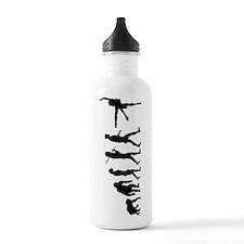 Evolution of Ballet Water Bottle