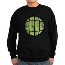 Captain Planet Globe Logo Sweatshirt