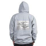 C-141 Flight Engineer Zip Hoody