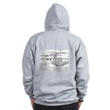 C-141 Flight Engineer Zipped Hoody