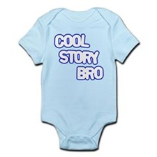 COOL STORY, BRO Infant Bodysuit