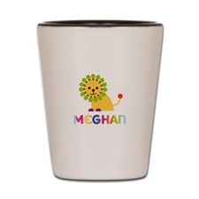 Meghan the Lion Shot Glass