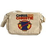 Chris Christie 2012 Messenger Bag