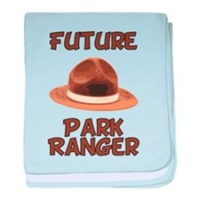Future Park Ranger baby blanket