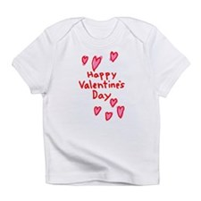 Valentines Hearts Infant T-Shirt