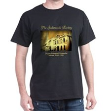 Unique Ghost haunted T-Shirt