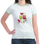 BFF Love Jr. Ringer T-Shirt