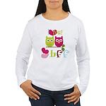 BFF Love Women's Long Sleeve T-Shirt