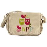 BFF Love Messenger Bag
