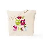 BFF Love Tote Bag