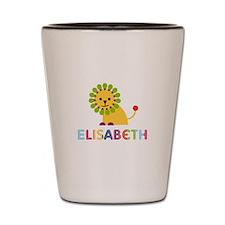 Elisabeth the Lion Shot Glass