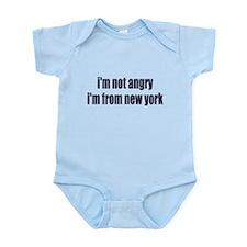 I'm from New York Infant Bodysuit