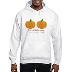 Pumpkins Happy Halloween Hooded Sweatshirt