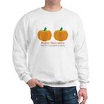 Pumpkins Happy Halloween Sweatshirt