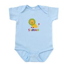 Sariah the Lion Infant Bodysuit