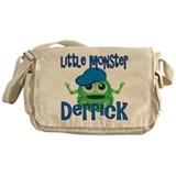 Little Monster Derrick Messenger Bag