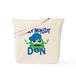 Little Monster Don Tote Bag