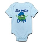 Little Monster Don Infant Bodysuit