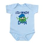Little Monster Don Infant Bodysuit