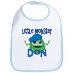 Little Monster Don Bib