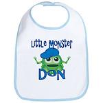 Little Monster Don Bib