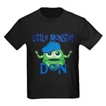 Little Monster Don Kids Dark T-Shirt