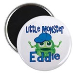 Little Monster Eddie Magnet