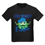 Little Monster Eddie Kids Dark T-Shirt