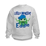 Little Monster Eddie Kids Sweatshirt