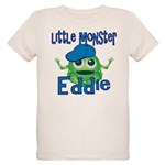 Little Monster Eddie Organic Kids T-Shirt