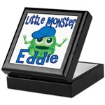 Little Monster Eddie Keepsake Box