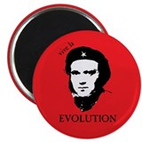 "Red Darwin. Viva! 2.25"" Magnet (10 pack)"