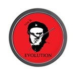 Red Darwin. Viva! Wall Clock
