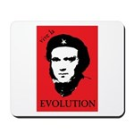Red Darwin. Viva! Mousepad
