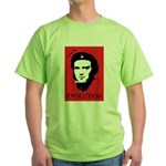 Red Darwin. Viva! Green T-Shirt