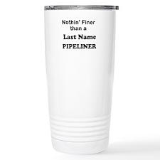 Personalized Nothin Finer Travel Mug