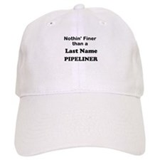 Personalized Nothin Finer Baseball Cap