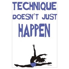 Technique Doesn't Just Happen