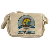 CVN-69 Persian Gulf Messenger Bag