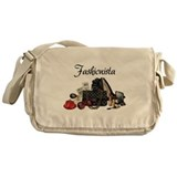 Fashionista Messenger Bag