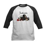 Fashionista Kids Baseball Jersey